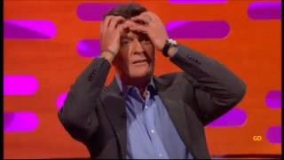 Charlie Sheen On The Graham Norton Show (17th June 2016)