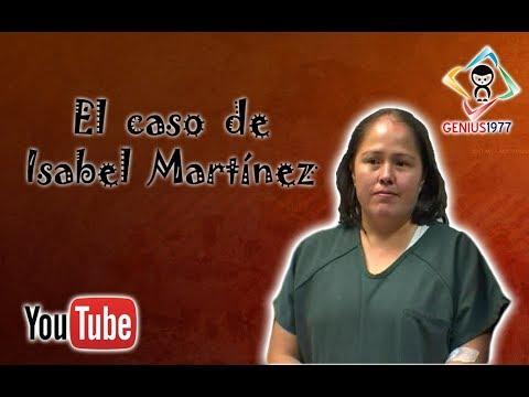 El caso de Isabel Martínez