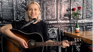 American singer-songwriter phoebe bridgers plays the song smoke signals live in amsterdam. this session was recorded amsterdam on july 4th, 2017. more vid...