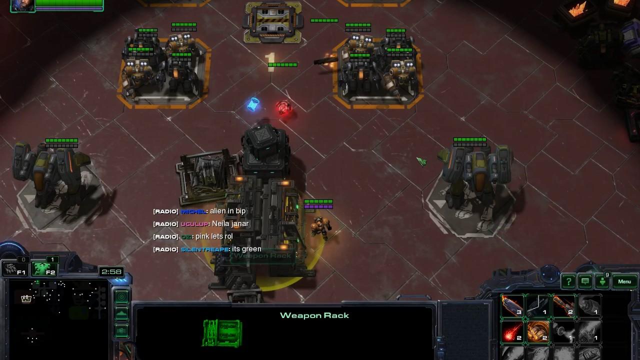 starcraft 2 parasite