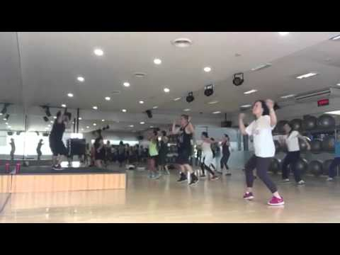 Bodyjam 60  This Is Hardcore!! Fitness First Alabang