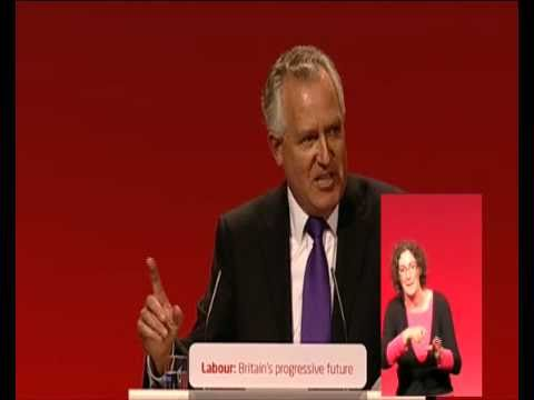 Peter Hain's speech to Labour Party Conference 2010