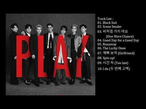 [FULL ALBUM] SUPER JUNIOR – PLAY [The 8th Album] Nov 06, 2017