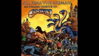 Red Warlock - Ruby Eyes (of the Serpent) - Omen Tribute (from the album All Fear the Axeman, 2012)