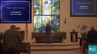 Wednesday Church Service March 24th 2021