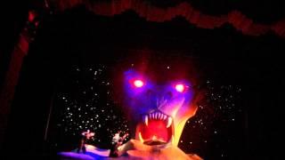 LA- Disneyland Arabian Nights Aladdin´s live show