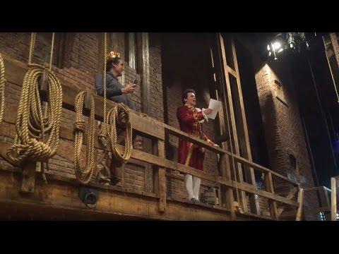 Digital #Ham4Ham 4/13/16 -- Coronation Of King George III the Fourth