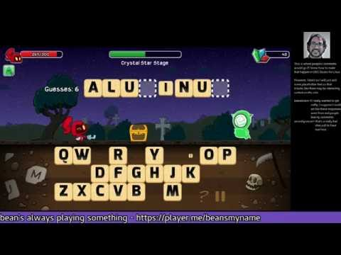 Letter Quest: Grimm's Journey Remastered (Linux) - bean's always playing something |