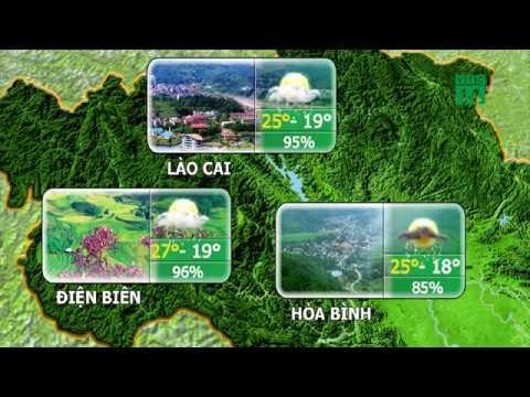 Thời tiết du lịch 19/03/2019: Thời tiết ở miền núi phía Bắc sắp thuận lợi | VTC14
