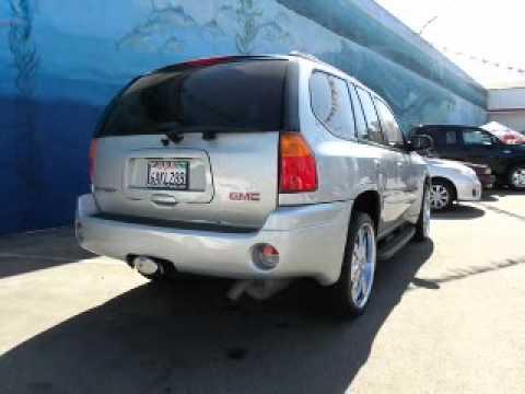2008, GMC, ENVOY, Marina Del Rey Toyota, CA