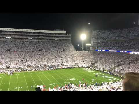 Penn State vs Ohio State  Sweet Caroline 9.29.18