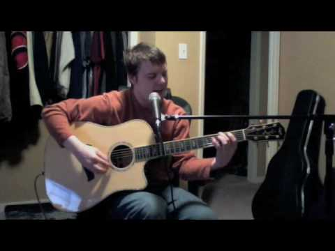 Dave Matthews Band Big Eyed Fish Acoustic Solo Cover