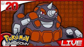 Pokemon Showdown *LIVE* #20