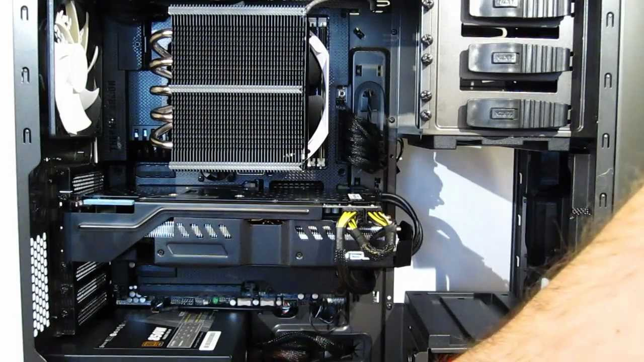 nzxt phantom 410 se build at hitechlegion com youtube rh youtube com