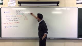 Introduction to Combinations (Unordered Selections)