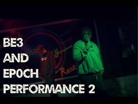 BE3 and EP0CH performance at the ROXY BAR in Shawnee,KS (description)
