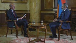 Arménie : le Premier ministre Pachinian annonce des législatives anticipées