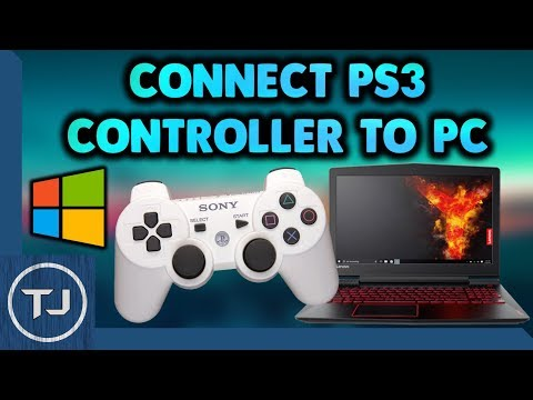 easily-connect-a-ps3-controller-to-windows-7/8/10-*latest-drivers-2018*