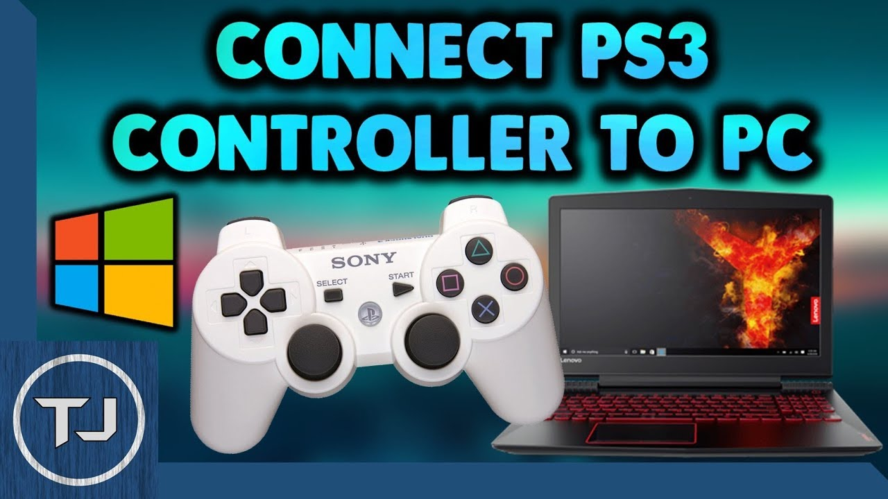 Easily Connect A PS3 Controller To Windows 7/8/10 *Latest Drivers 2018*