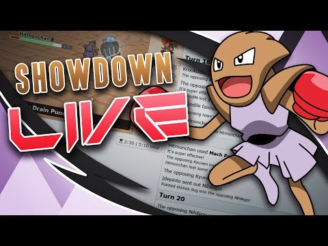 [USUM UU] Hired A Hitmon Chan-ces Of Survival Are Low ft. KyleAye (PS Live #12)