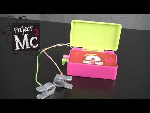 Project MC2 Lie Detector From MGA Entertainment