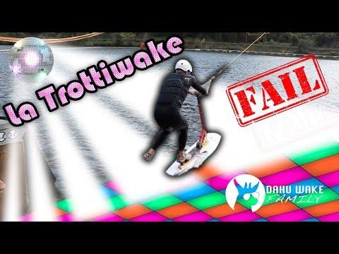 Fail - Je fabrique une trottinette wakeboard - Fin de saison 2017