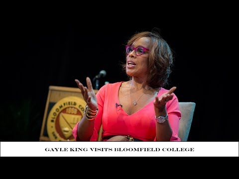 Gayle King Video Segment 1