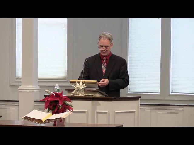 Pastor Michael Pelletier - We Three Kings