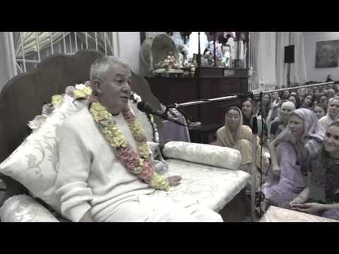 Чайтанья Чаритамрита Мадхья 2.8-29 - Чайтанья Чандра Чаран прабху