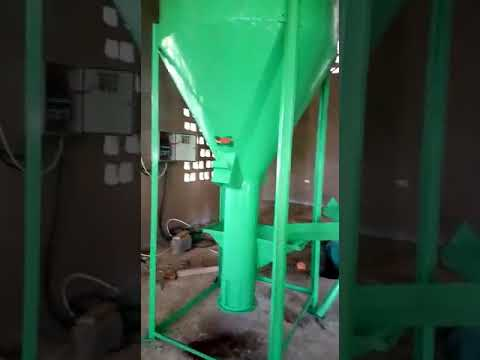 Feed mill machine  made in Nigeria by Dekoraj Farms