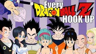 Cartoon Hook-Ups: DragonBall Z Throwback!