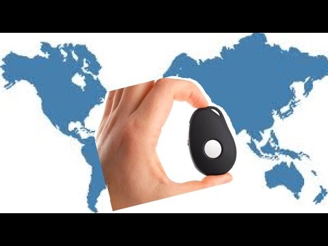 GPS TRACKER WITH BUILT-IN EMERENCY PHONE - MiniFinder Pico GPS - Tracking it across the world