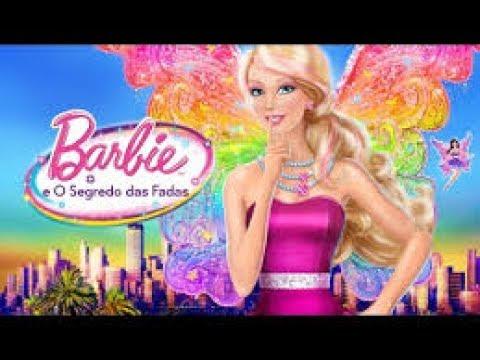 Barbie E O Segredo Das Fadas Filme Completo E Dublado Youtube