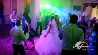 Организация и проведение свадьбы Виталия и Ольги 06.09.2014 г., ресторан