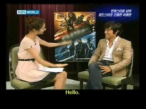 Byunghun interview Eng-subbed