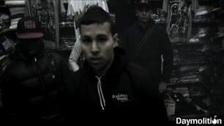 Volts Face x Jok'Air Mz Music - Freestyle - Daymolition