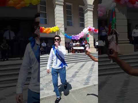 Xamelyon × Fredy - Sarıl Mənə (Official Video)