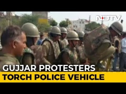 Rajasthan Police Open Fire on Gujjar Agitators On Day 3 Of Quota Protests Mp3