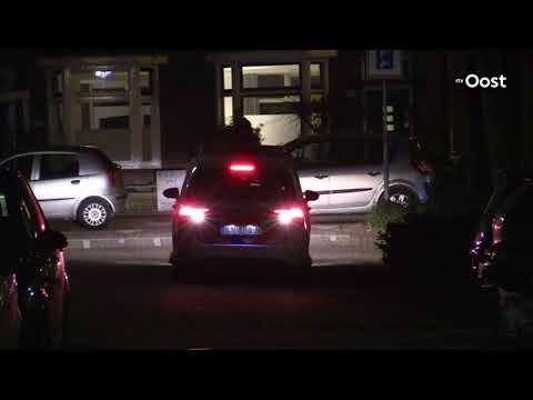 Zoekactie naar overvaller in Enschede voorlopig gestaakt, verdachte nog op de vlucht