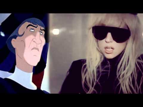 frollo/lady gaga- bad roamnce thumbnail