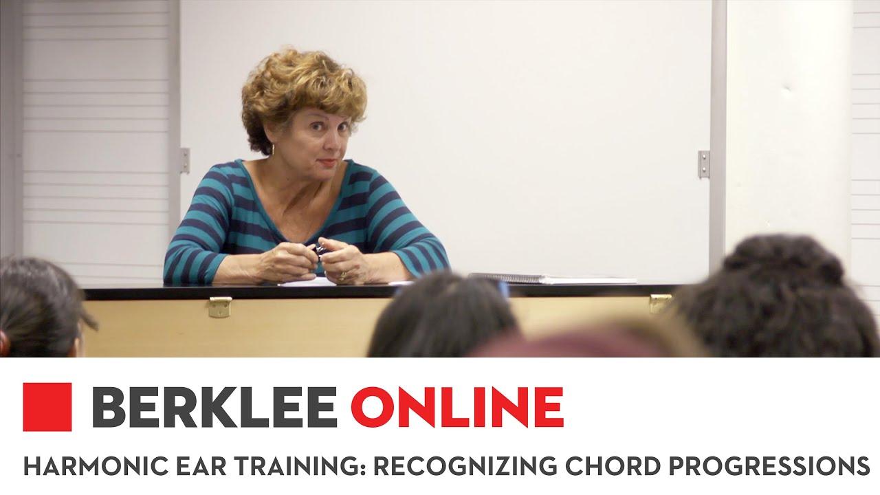 berklee online course overview harmonic ear training recognizing chord progressions youtube. Black Bedroom Furniture Sets. Home Design Ideas