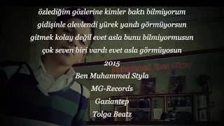 Muhammed StyLa - Bir Umuttu Gözlerin {Arabesk Rap..!] 2015 Beat:TolgaBeatz