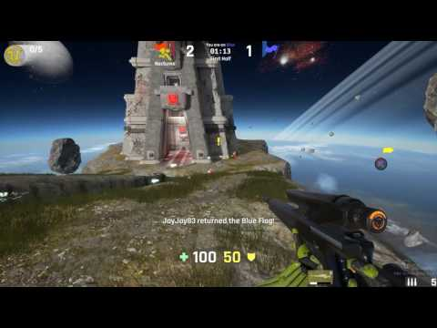 Unreal Tournament 2017 CTF-Face (Link for download in desc)