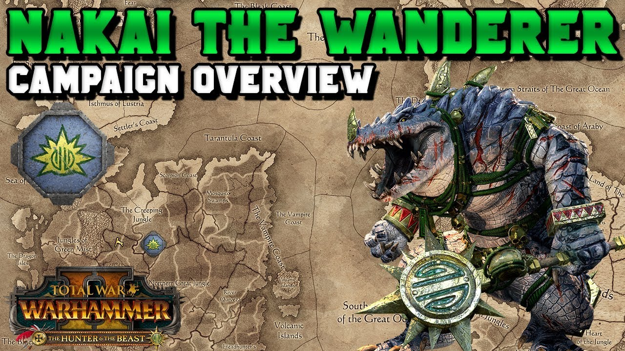Nakai The Wanderer Campaign Is It Right For You Quick Summary The Hunter And The Beast Dlc Youtube The wandering soul tries to find himself in the battlefield with only one reason to live. nakai the wanderer campaign is it right for you quick summary the hunter and the beast dlc