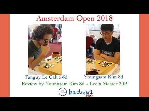 Amsterdam 2018: Youngsam 8d vs Tanguy 6d. Youngsam review