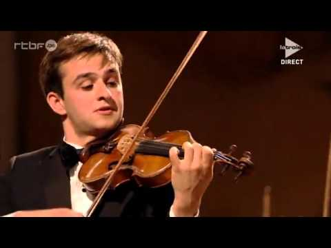 William Hagen | Tchaikovsky Violin Concerto | 2015 Queen Elisabeth Competition