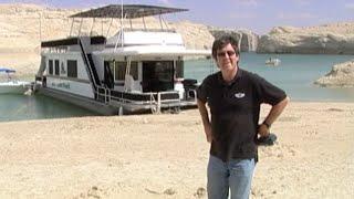 Houseboating on Lake Powell