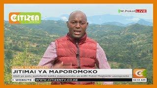 Idadi ya watu waliofariki katika maporomoko ya ardhi Pokot Magharibi yaongezeka