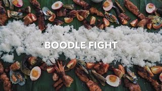 BOODLE FIGHT! (Filipino Food!) - Asian Theological Seminary Family Day