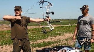 Обучение стрельбе из блочного лука, Основы безопасности и стрельбы из блочного лука